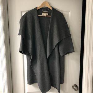 Michael Kors Short-Sleeved Shawl